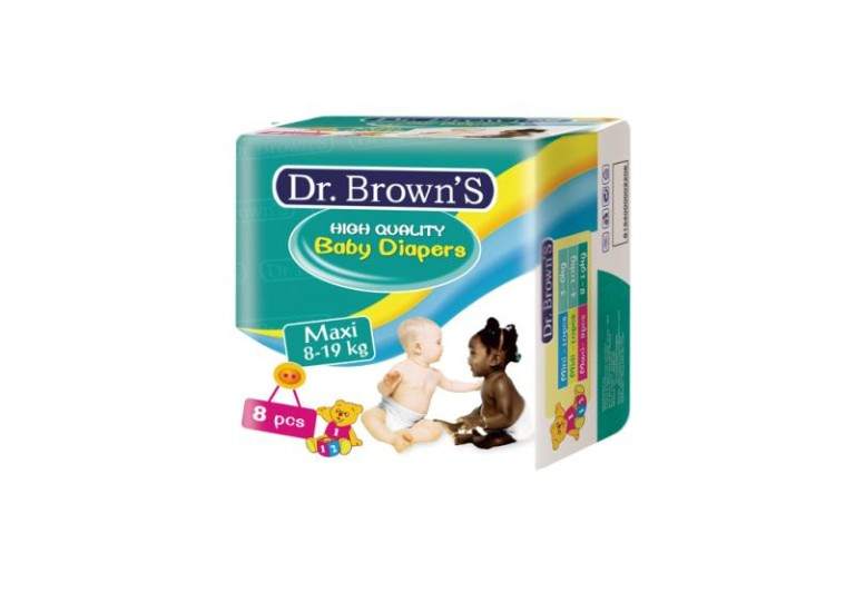 Dr. Brown's baby diapers